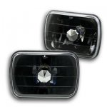1999 Chevy Suburban Black Sealed Beam Headlight Conversion