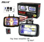 Pilot Free Form Fog Light Kit