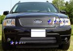 Ford Freestyle 2005-2006 Polished Aluminum Billet Grille Insert