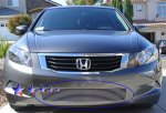 2008 Honda Accord Sedan Aluminum Lower Bumper Billet Grille Insert