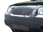 2007 Ford Escape Polished Aluminum Lower Bumper Billet Grille Insert