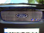 2007 Ford Escape Polished Aluminum Billet Grille Insert