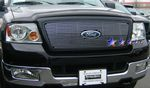 2004 Ford F150 Polished Aluminum Billet Grille Insert