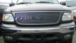 1999 Ford F150 Polished Aluminum Billet Grille Insert