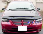 2000 Dodge Grand Caravan Polished Aluminum Billet Grille Insert