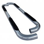Ford Explorer 2002-2005 Nerf Bars Stainless Steel