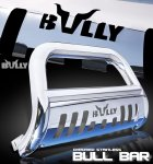 Chevy Tahoe 2007-2009 Bully Stainless Steel Bull Bar