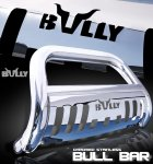 Chevy Tahoe 2000-2006 Bully Stainless Steel Bull Bar