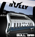 Chevy Tahoe 2500 2007-2009 Bully Stainless Steel Bull Bar