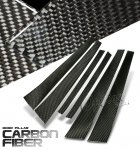 BMW E39 5 Series 1997-2003 Carbon Fiber Door Pillars