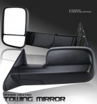 Dodge Ram 2009-2012 Towing Mirrors with Power Heated Mirror