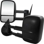 GMC Sierra 2007-2013 Towing Mirrors Power Heated