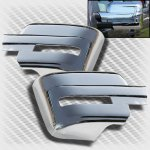 2010 Ford F150 Chrome Side Mirror Covers