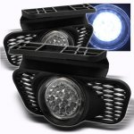 Chevy Avalanche 2002-2006 Clear LED Fog Lights