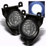 GMC Yukon Denali 2001-2006 Clear LED Fog Lights