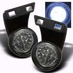 2001 Dodge Ram 2500 Clear LED Fog Lights