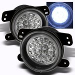2009 Jeep Wrangler LED Fog Lights Kit