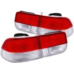 Honda Civic 1996-2000 Replacement Tail Lights