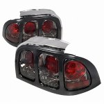 Ford Mustang 1994-1998 Smoked Custom Tail Lights