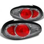 Pontiac Grand Prix 1997-2003 Smoked Custom Tail Lights