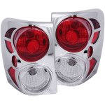 2000 Jeep Grand Cherokee Chrome Custom Tail Lights