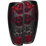 GMC Canyon 2004-2012 Smoked Custom Tail Lights