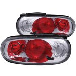 Mazda Miata 1990-1997 Chrome Custom Tail Lights