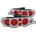 2003 Acura RSX Chrome Custom Tail Lights