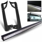 2014 Jeep Wrangler JK LED Light Bar with Mounting Brackets
