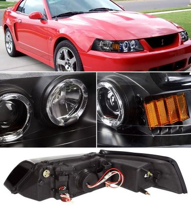 The Best 2000 Mustang Halo Headlights