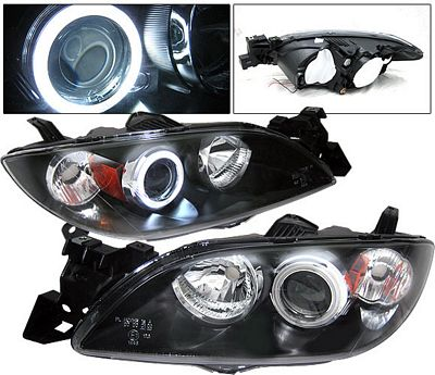 Mazda Racing Auto Parts on Mazda 3 Parts Mazda 3 Exterior Mazda 3 Lighting Mazda 3 Headlights