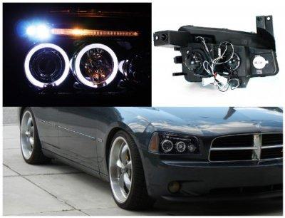 2006 dodge charger lights
