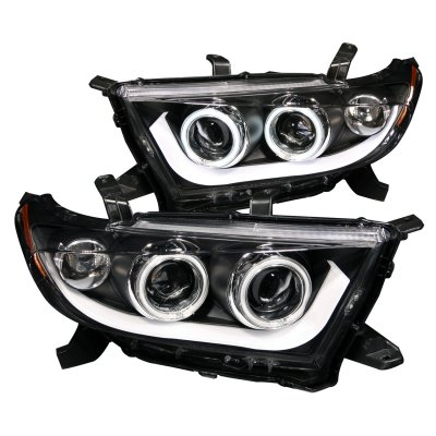 Tgx on 2011 Gmc Sierra Halo Headlights