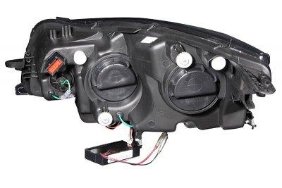 buick regal 2011 2012 projector headlights chrome ccfl. Black Bedroom Furniture Sets. Home Design Ideas