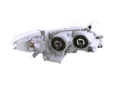 2008 Toyota Camry Clear Projector Headlights CCFL Halo