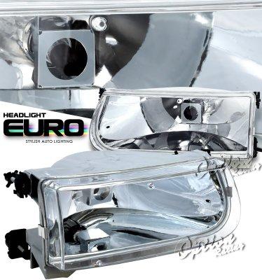 Ford Explorer 1995-2001 Clear Euro Headlights