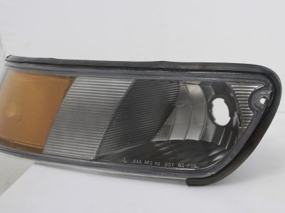Mercury Grand Marquis 1998-2002 Smoked Euro Headlights and Corner Lights