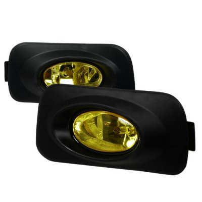 Acura TSX 2004-2005 Yellow Fog Lights Kit