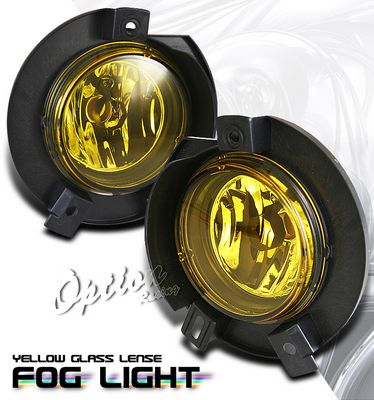 Ford Explorer 2002 2005 Yellow Oem Style Fog Lights