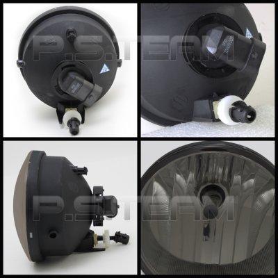 Toyota Tundra 2007-2013 Smoked OEM Style Fog Lights Kit
