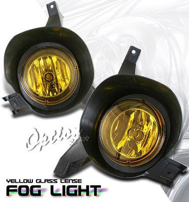 Ford Explorer Sport Trac 2001-2005 Yellow OEM Style Fog Lights