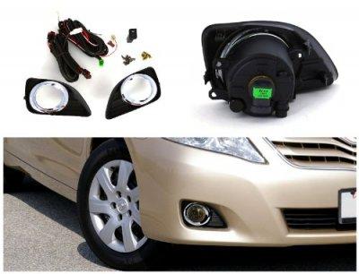 Toyota Camry 2010-2011 Smoked Fog Lights Kit