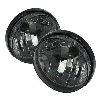 GMC Sierra 2007-2013 Smoked OEM Style Fog Lights