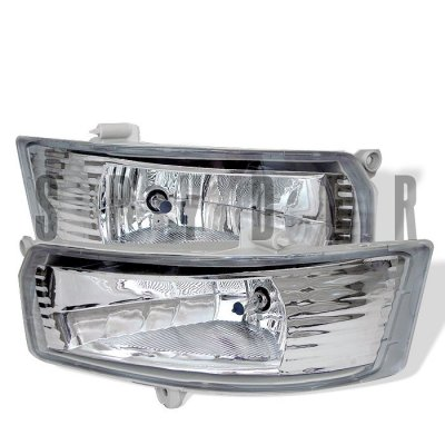 2005 Toyota Camry Clear OEM Style Fog Lights