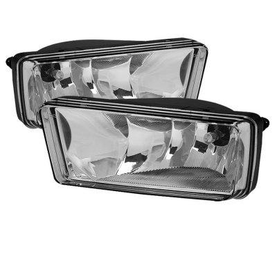 Chevy Silverado 2007-2013 Clear Fog Lights