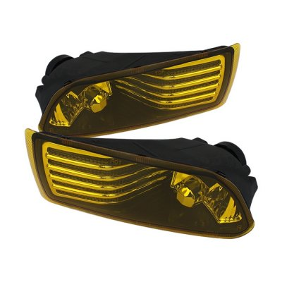 Scion tC 2005-2010 Yellow OEM Style Fog Lights