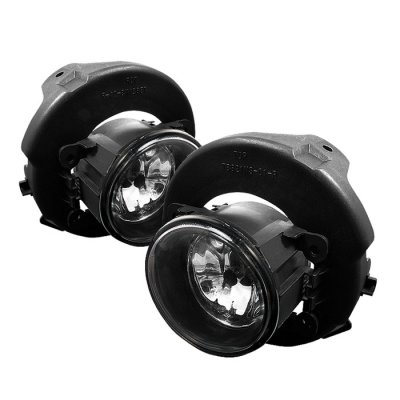 Nissan Frontier 2005 2010 Clear OEM Style Fog Lights