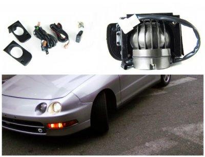 Acura Integra 1994-2001 Clear Fog Lights Kit