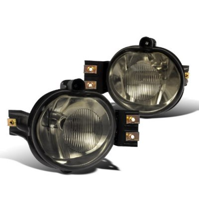 dodge durango 2004 2006 smoked fog lights kit. Black Bedroom Furniture Sets. Home Design Ideas