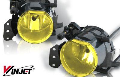 BMW X5 2004-2008 Yellow OEM Style Fog Lights